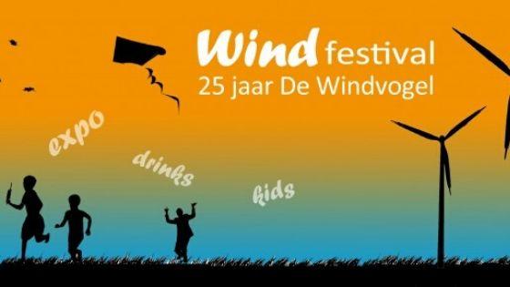 25 jaar Windvogel
