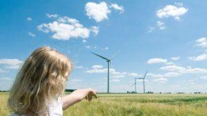 Windmolens in weiland_De Windvogel