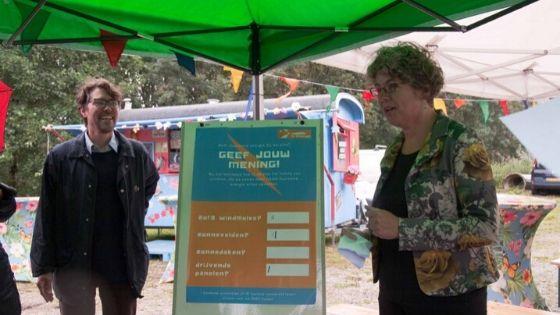 Duurzame energie Groengebied Amstelland