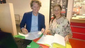 Samenwerkingsovereenkomst Vlaardings Energie Collectief
