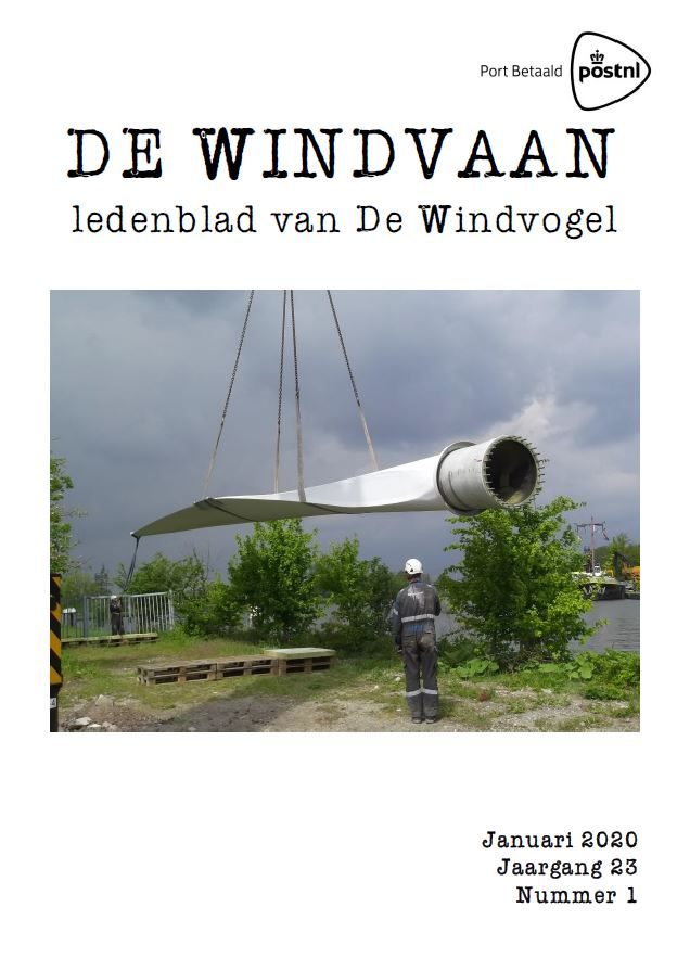 Windvaan januari 2020