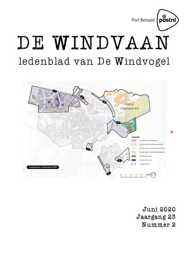 Windvaan juni 2020