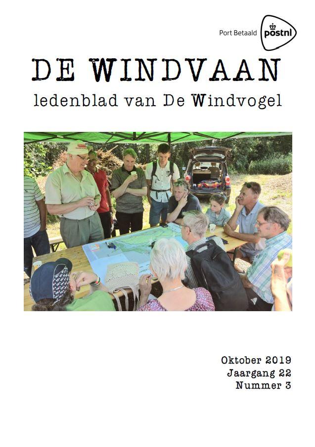Windvaan oktober 2019