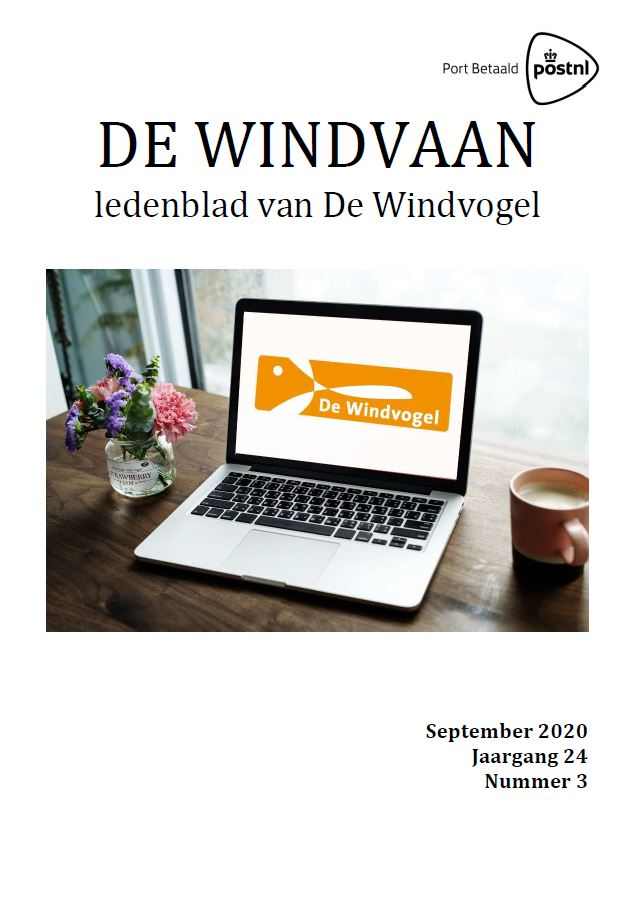 Windvaan september 2020