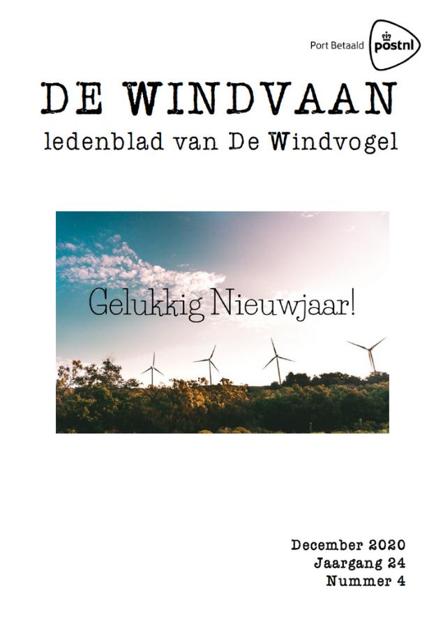 windvaan december 2020