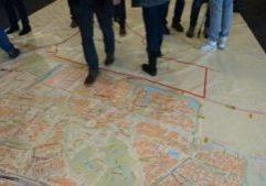 Mensen op kaart Rijnenburg Utrecht